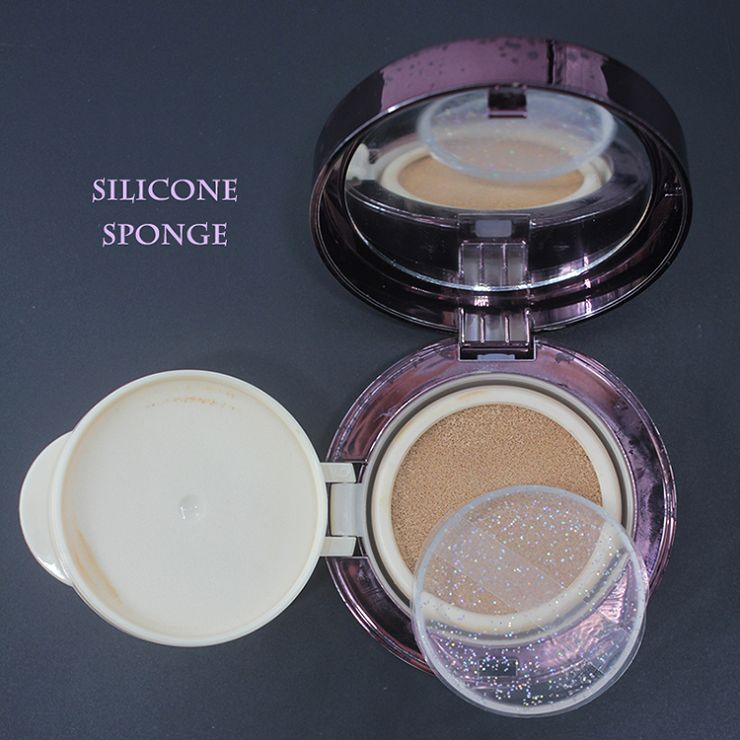 2. Round shape silisponge cosmetic sponge foundation makeup sponge puff(001).jpg