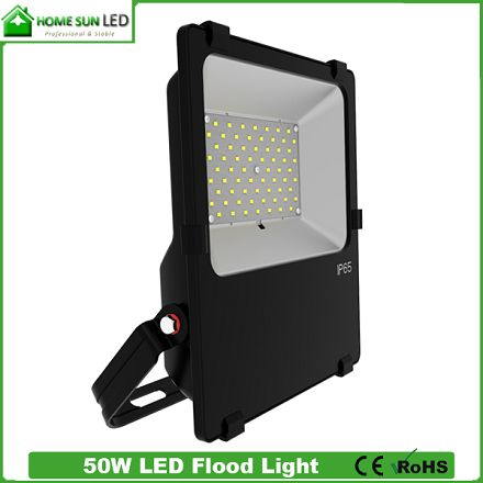 Flood Light LED 50W Outdoor Floodlights IP65 120 Degrees 6000K 220V CE RoHS Approved