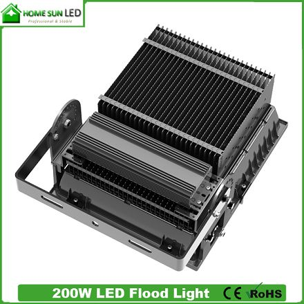 LED Flood Lights Indoor IP65 Waterproof 150W Yard Lamp with Mean Well Driver