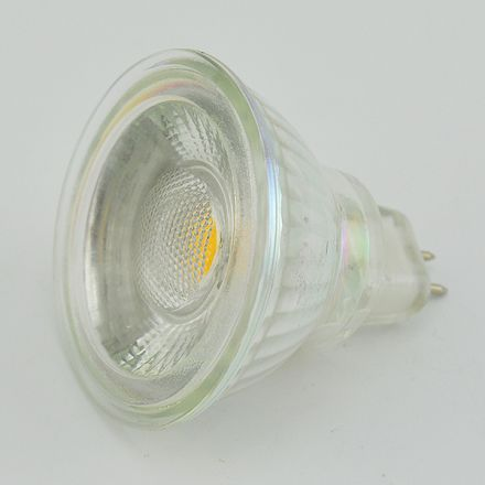 Glass Spot GU10 LED 5W and LED Bracket Fits Be Supplied in China