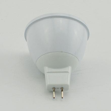 Dimmable 6W LED Light MR16 Base 600lm 90CRI 12V AC DC