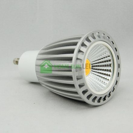dimmable LED GU10 7W COB 80CRI 2700K spotlights