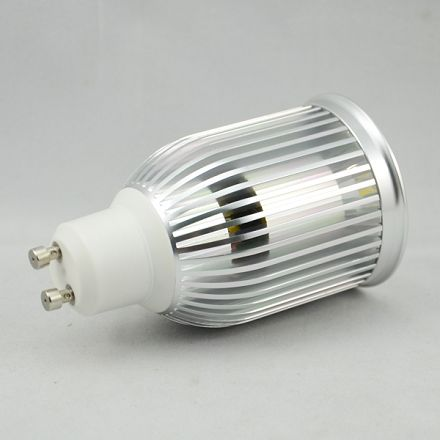 LED Light Bulbs GU10 8W COB MR16 85-265V 80CRI 3 Years Warranty