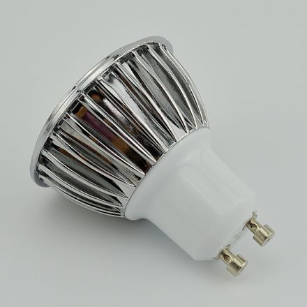 LED Spot Lights 5W SMD GU10 MR16 with Reflector Type and 80CRI