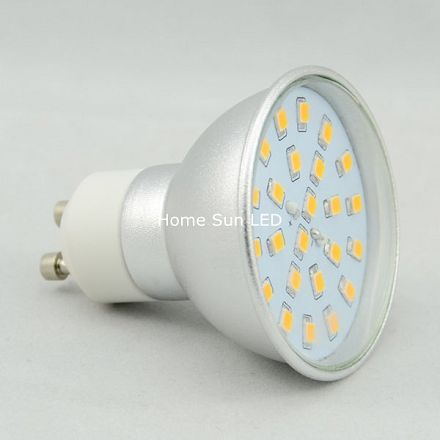 Spot LED GU10 220V with Super Brightness 2835 LED Chips from China Factory