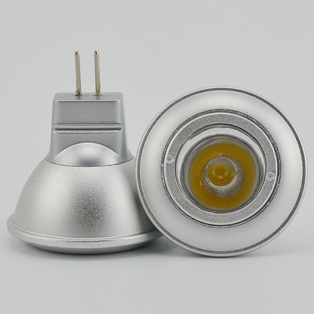MR11 LED Spot 12V AC DC Dimmable Warm White 35mm Diameters