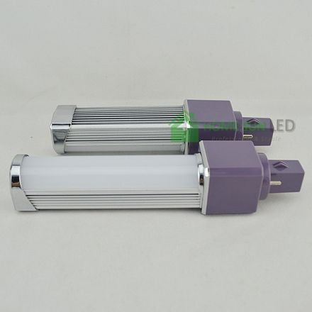 2 pin 4 pin pl led lamp 1000lm 10W 2700K CFL LED replacement CE RoHS