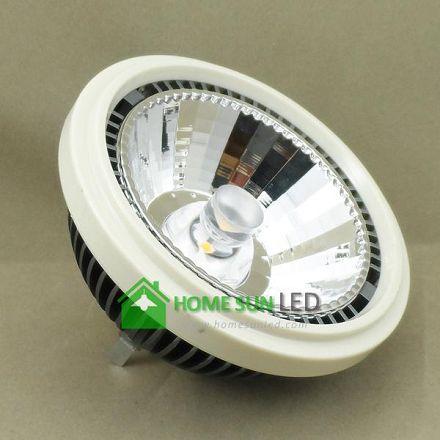 G53 LED Bulb AR111 COB Reflector 15W 6000K Cool White 1400lm CE RoHS