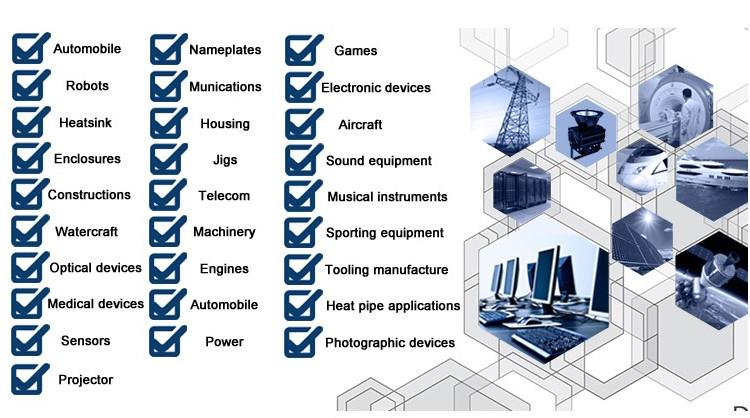 Applications of Aluminum Water Cooling Plate.jpg