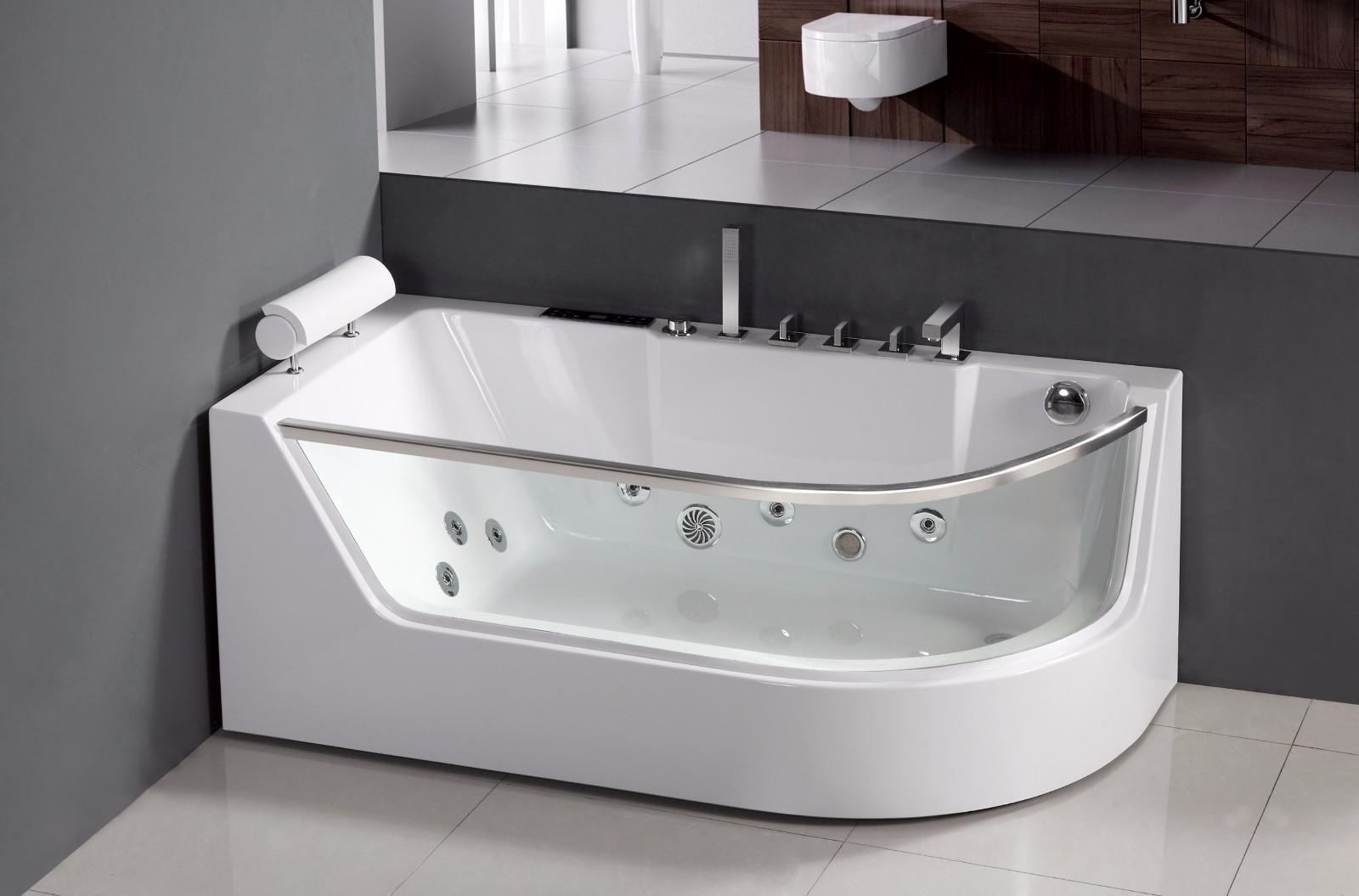 C-402-YT C-403-YT Acrylic Glass Jetted Hot Sale Tub Bathroom Bathtub with Pillow.jpg
