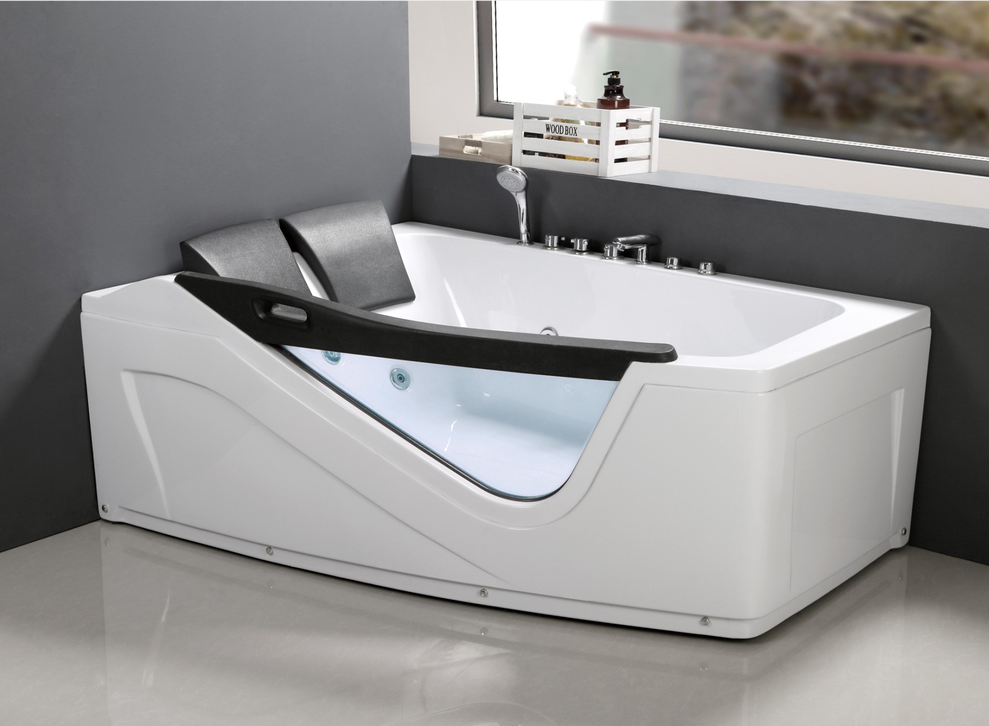 C-036(R) Irregular Shape Two 2 Person Luxury Jetted ABS Glass Hot Tub Bathroom Bathtub for Sale_副本.jpg