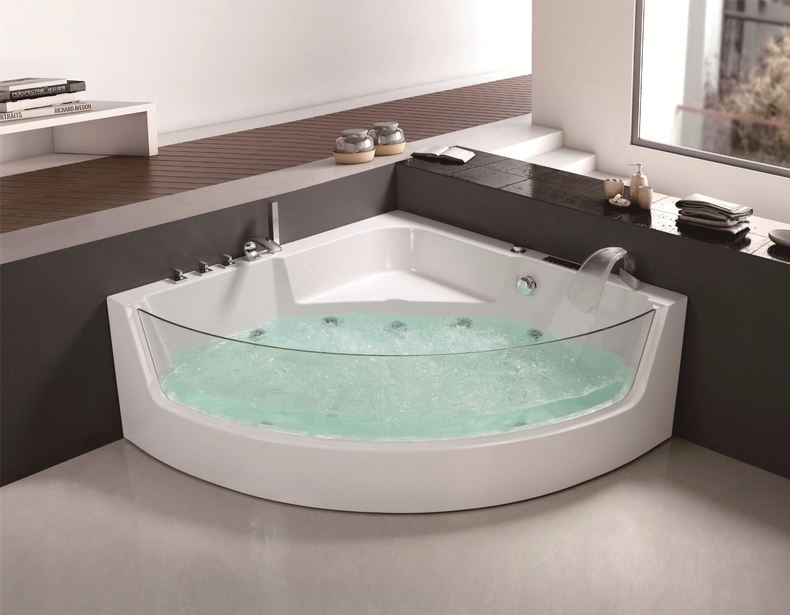 C-400 C-401  Luxury Round  Massage Acrylic  Glass Large Hot Tub Bathroom Bathtub with Cheap Price.jpg