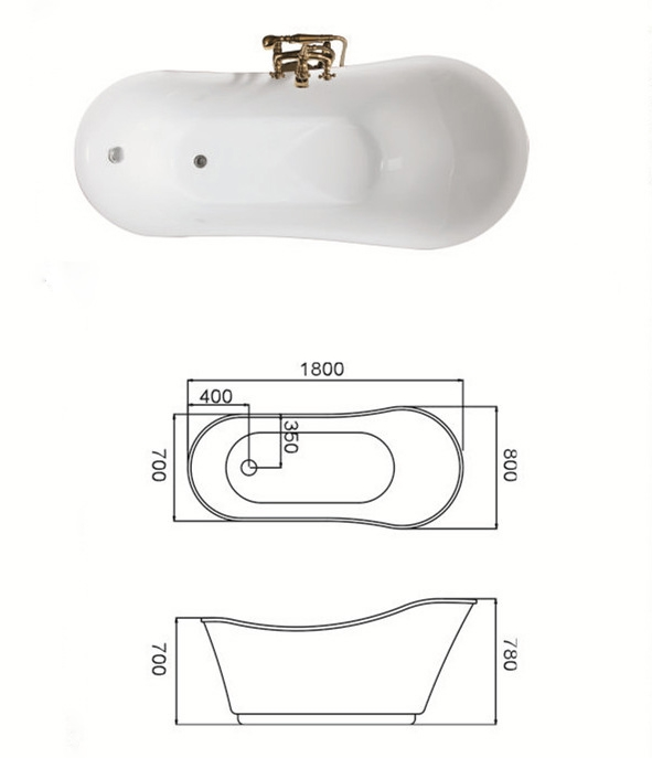 (2) MEC3003-A-- Black Irregular Oval Free Standing Acrylic Solid Surface Soaking Bathtub.jpg