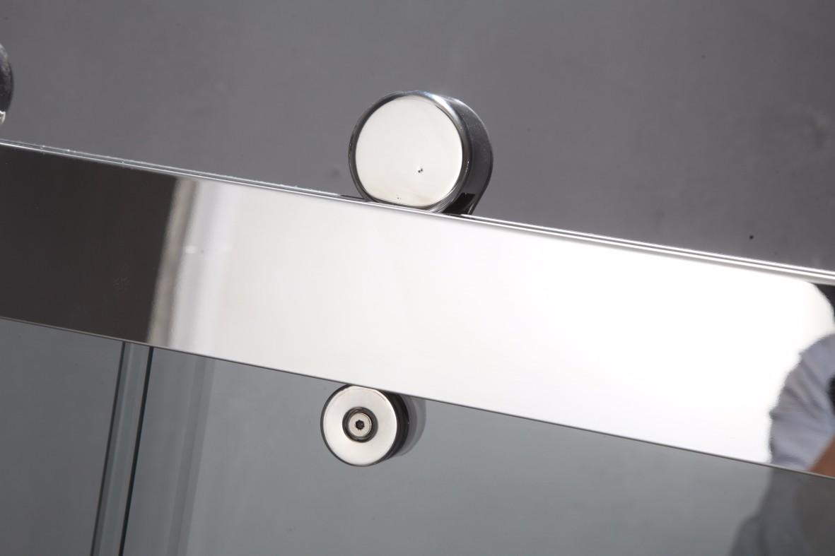 BXG-81 Hot Sale Simple Design Framed Stainless Steel Sliding Shower Door4.JPG