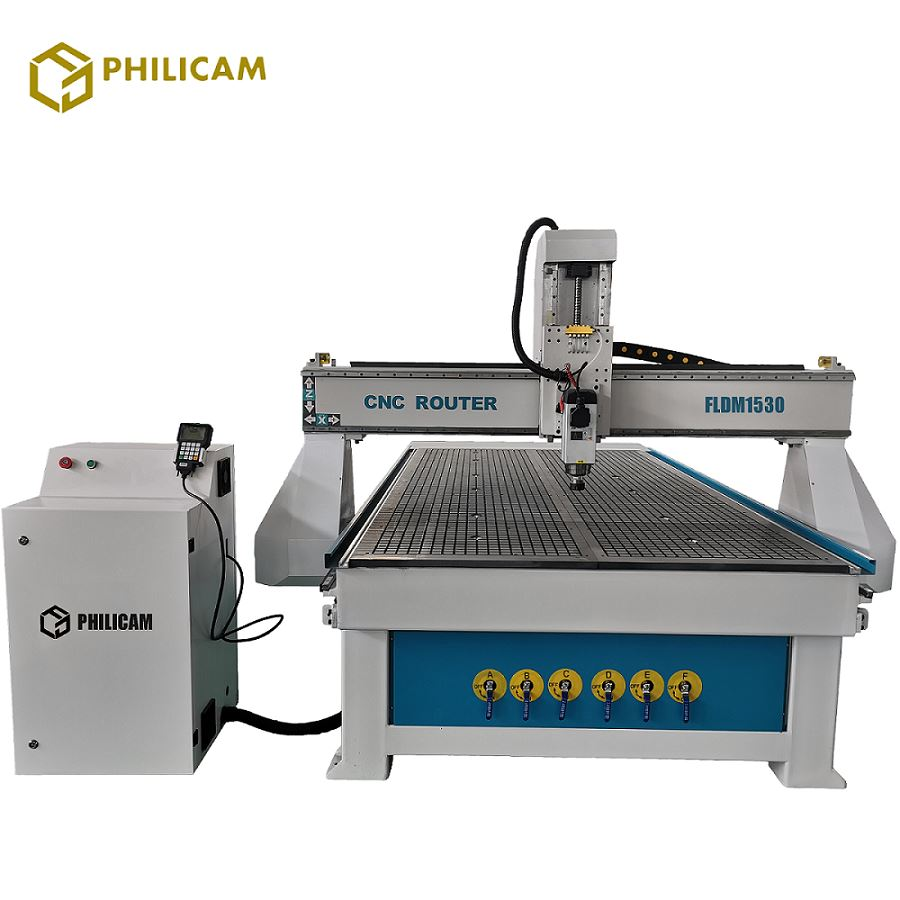 3-axis wood cnc router