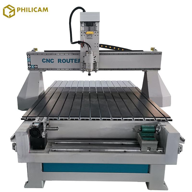 Rotary CNC Machine