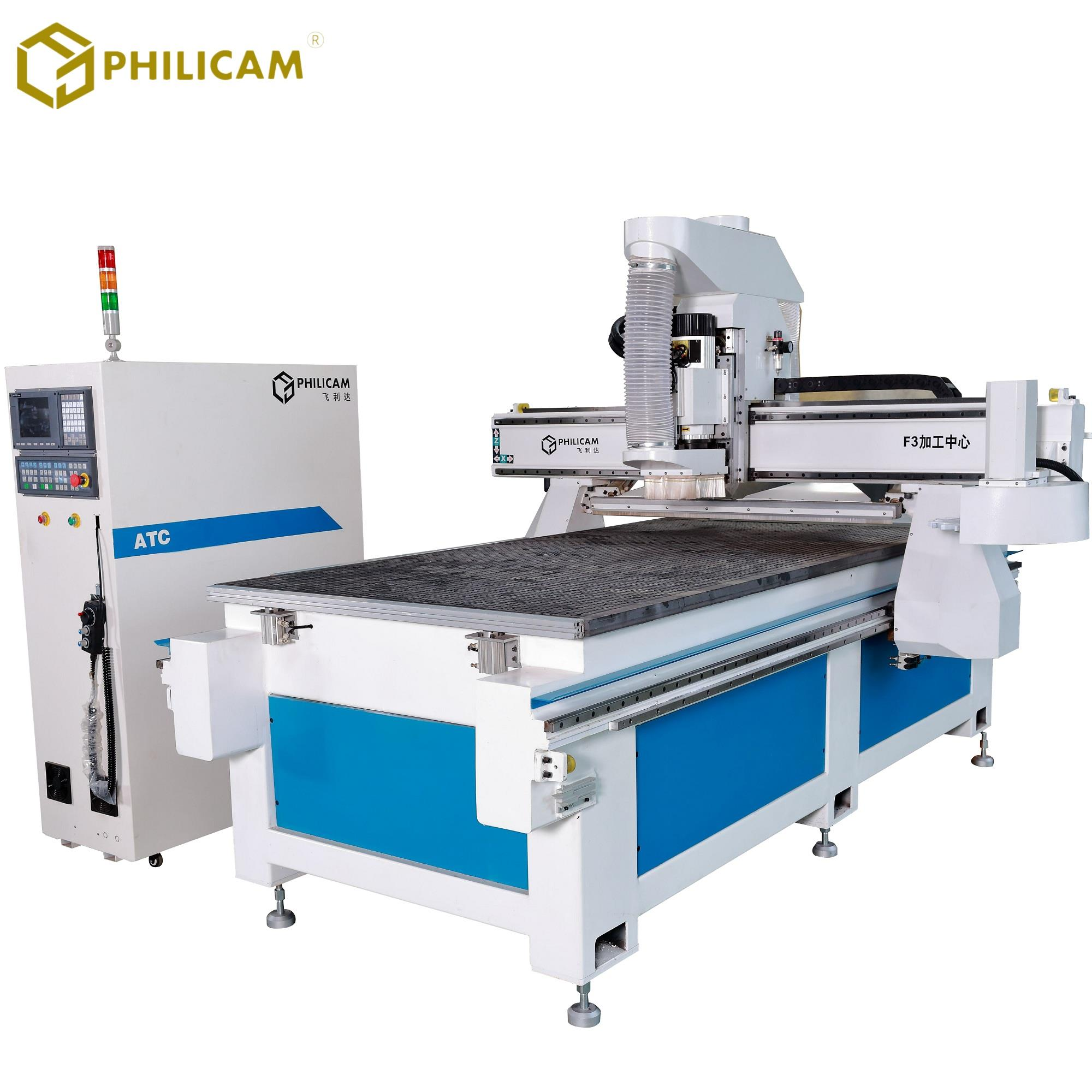 Disk atc cnc router