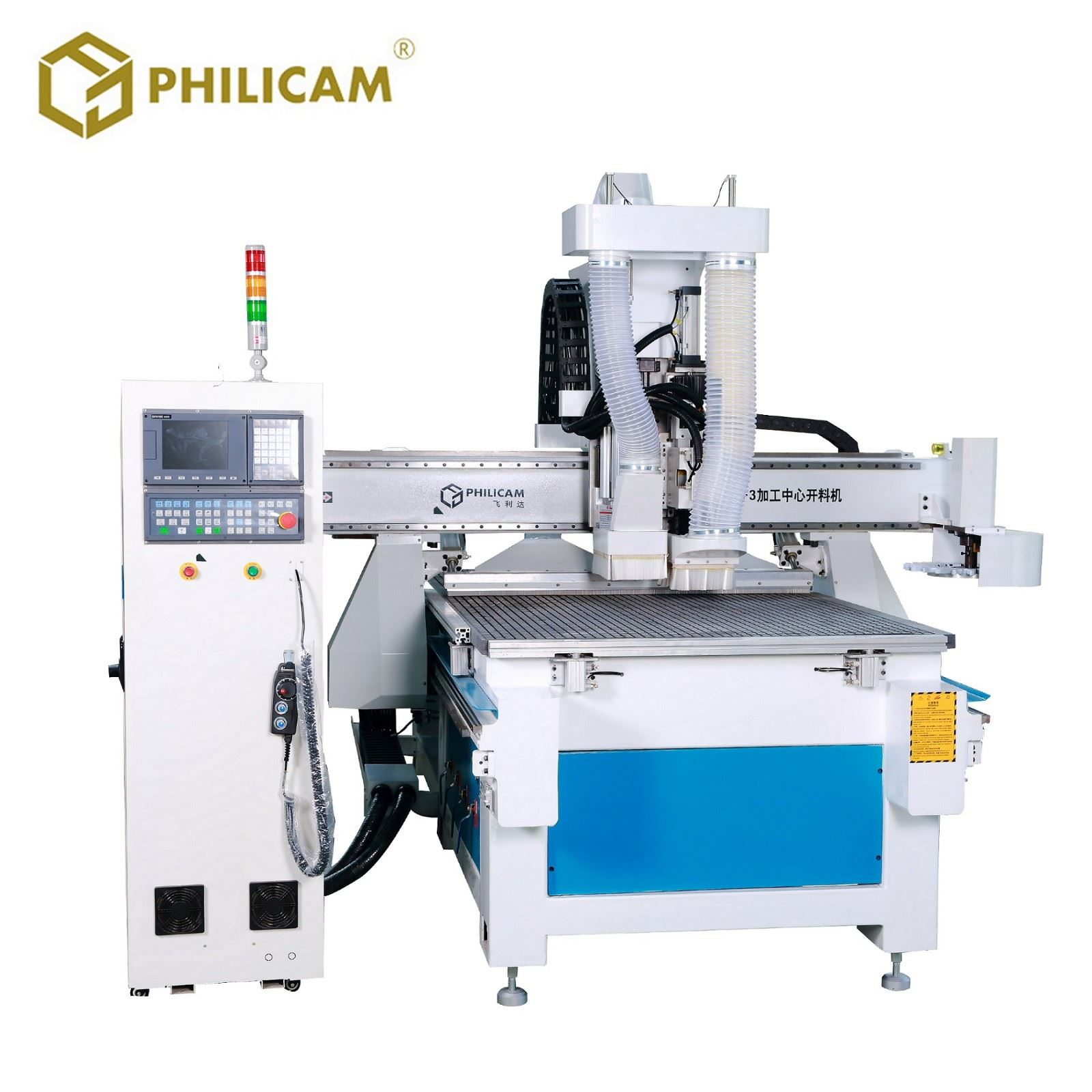 ATC CNC Router with Drills