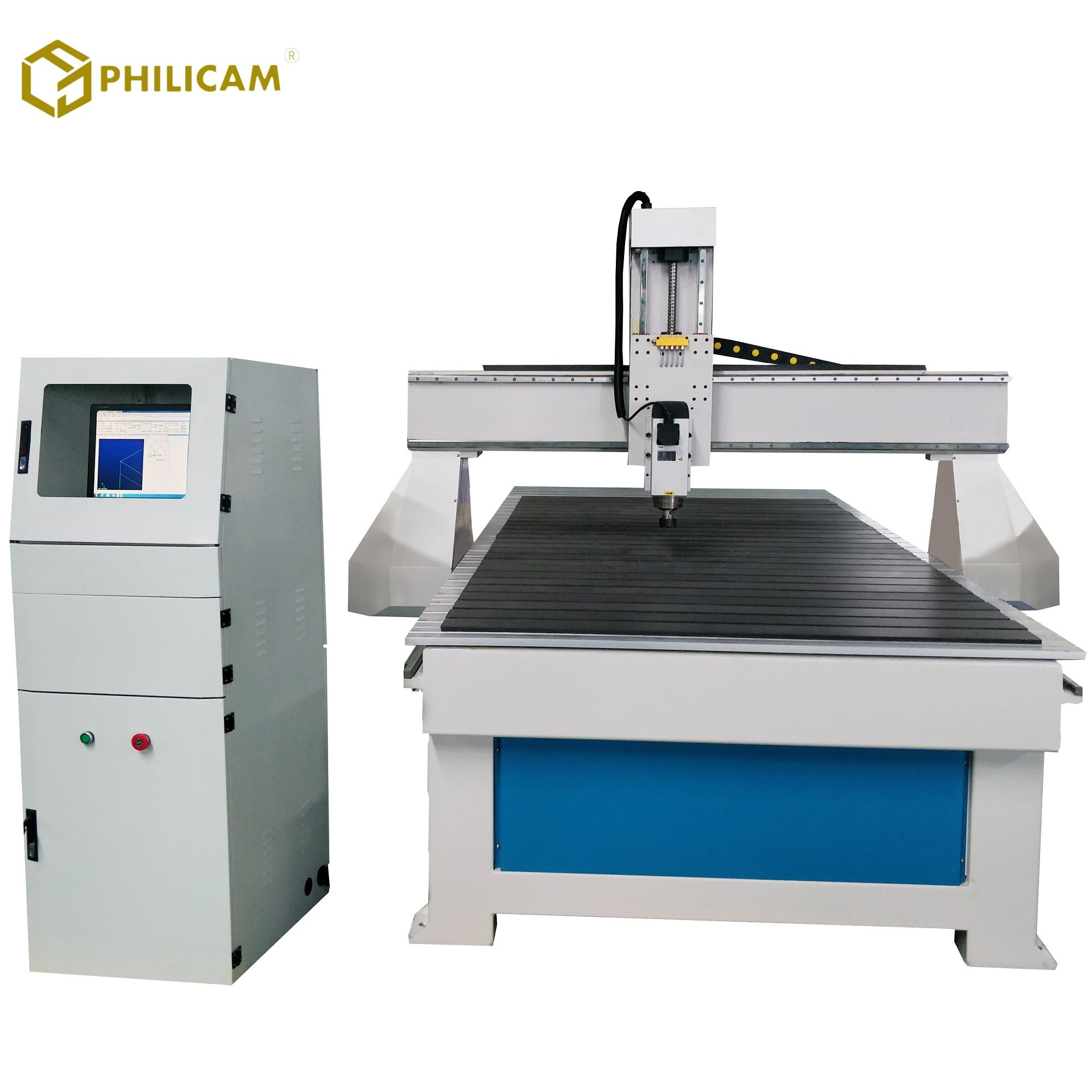 Vacuum Table Wood CNC Router (39)