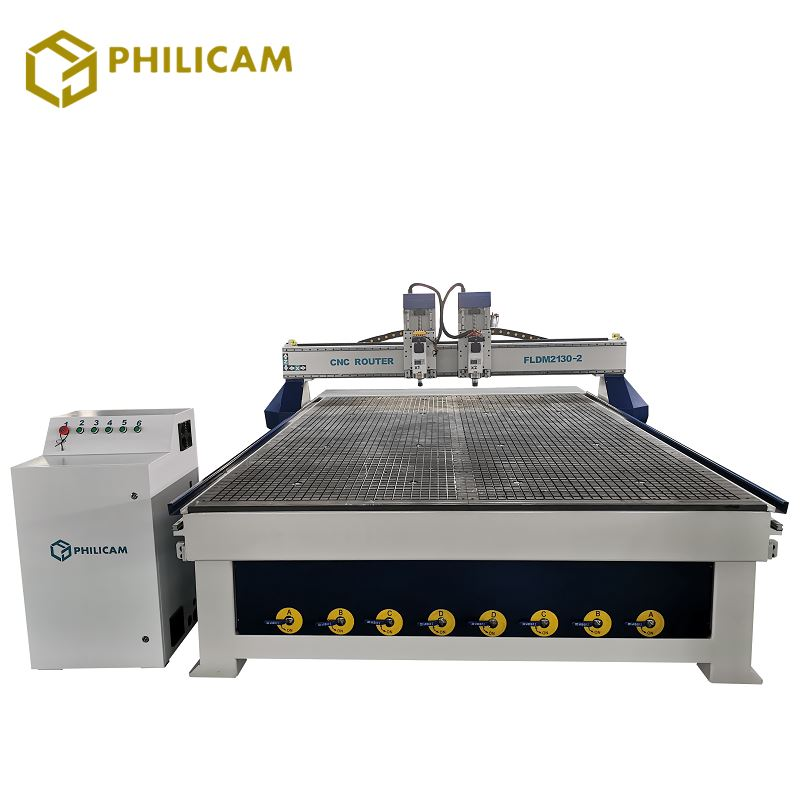 Affordable Wood CNC Router (1)