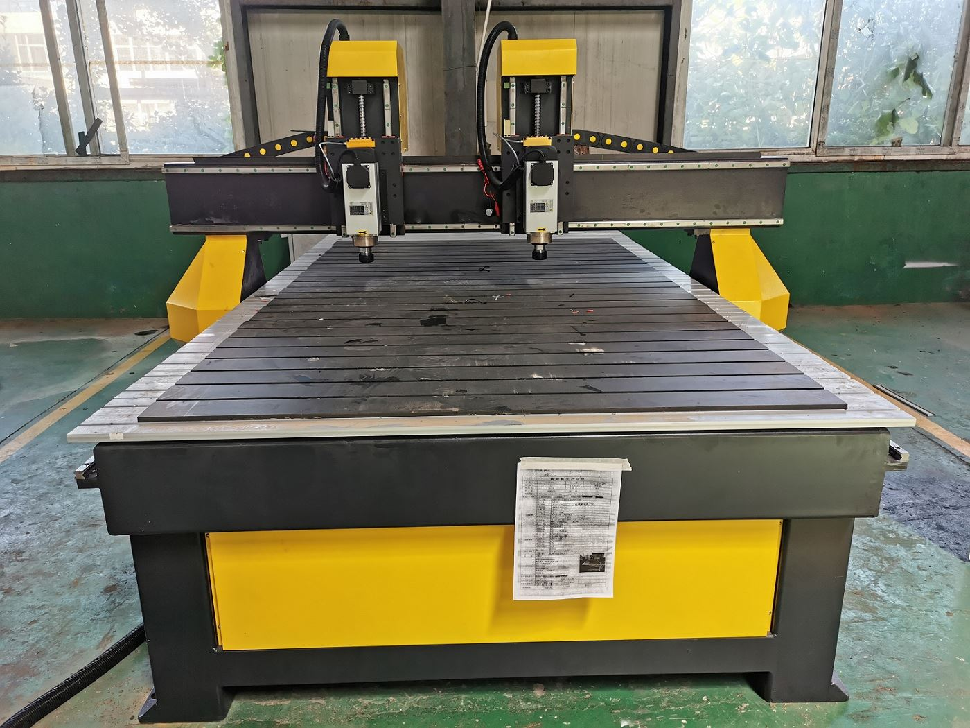 Quality CNC RouterPopular Carving Machine