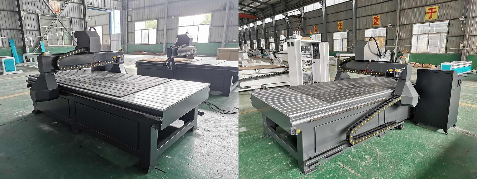 Wardrobe Making CNC MachineBedside Table CNC Machine