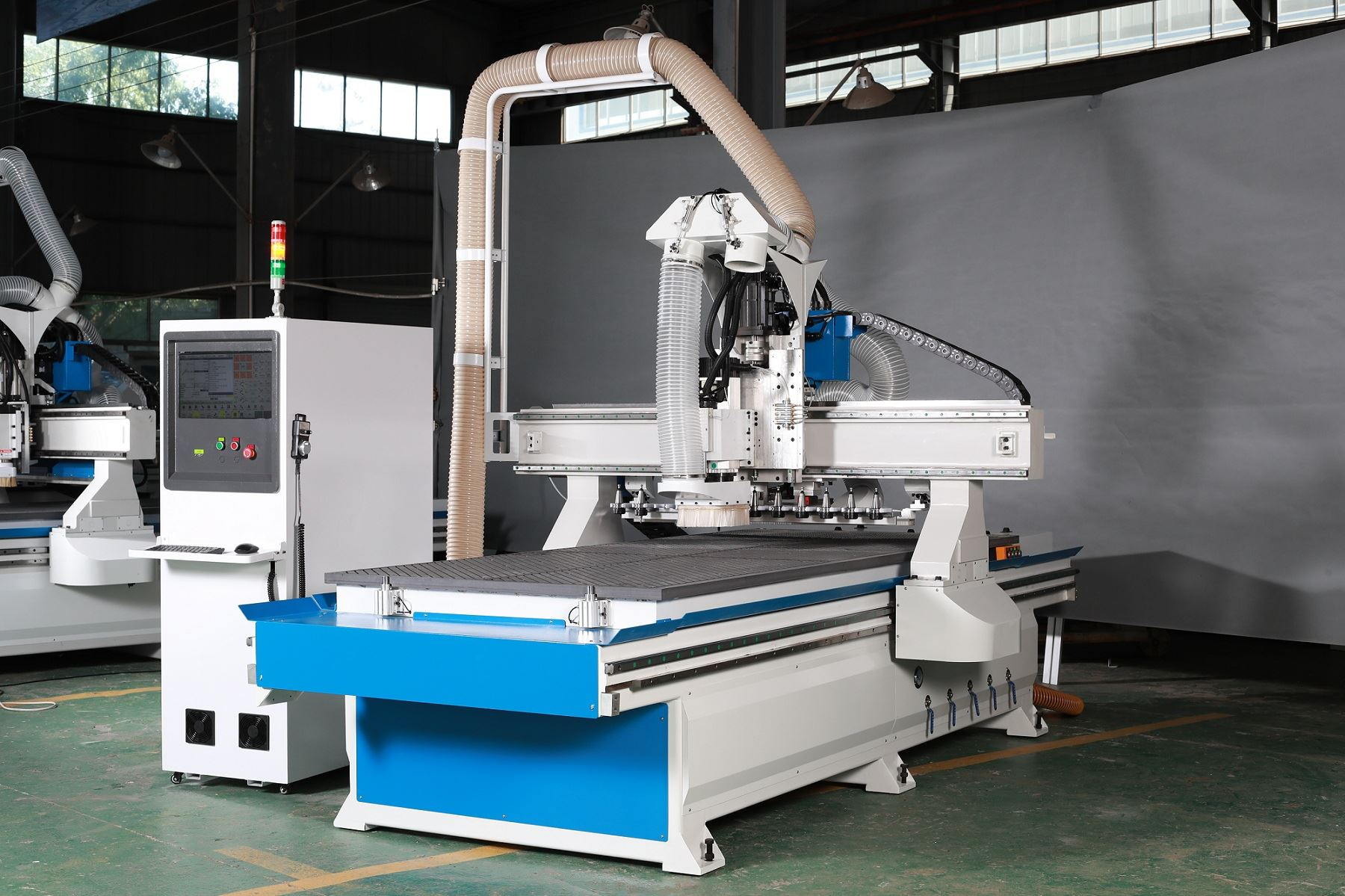 CNC Router for Groove