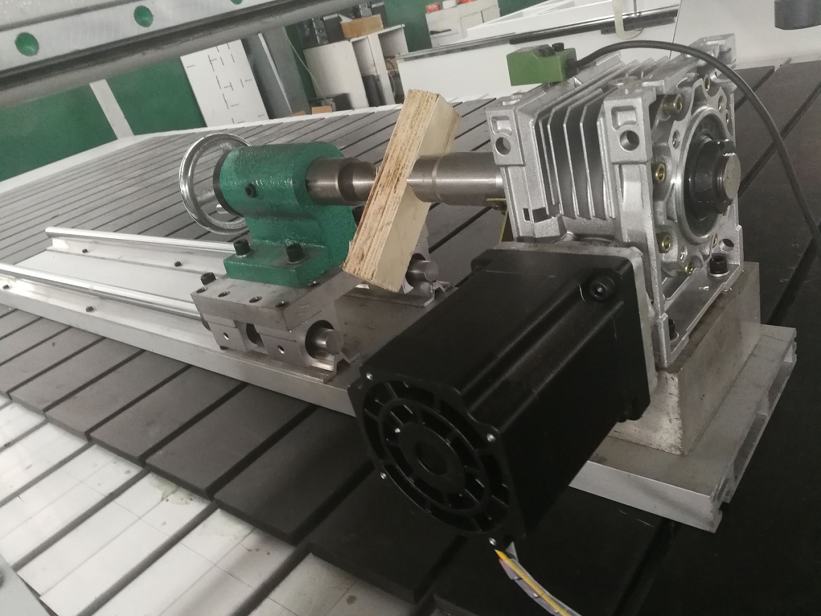 Lathe Wood CNC Machine