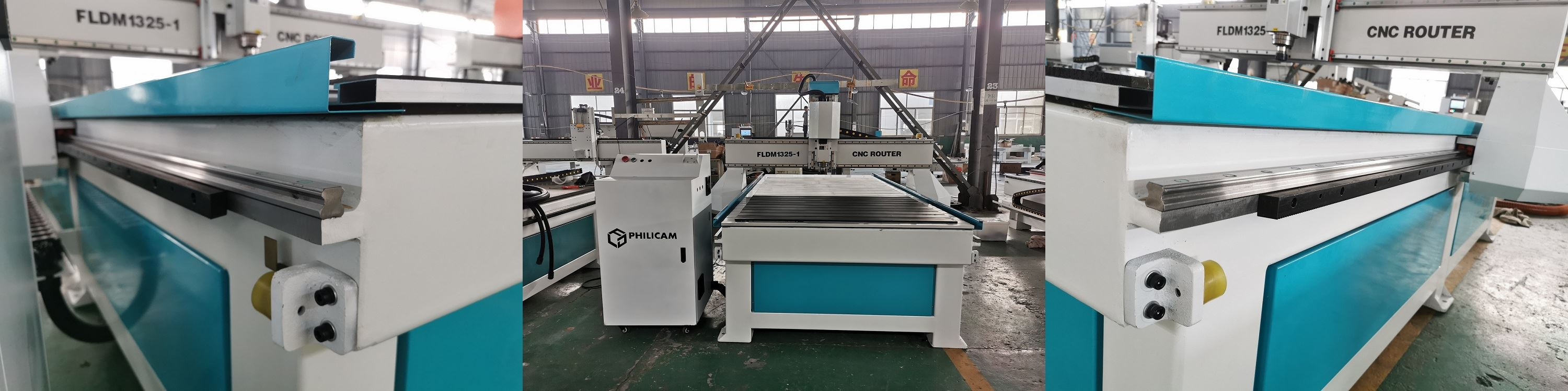 3 Axis Wood Carving Machine