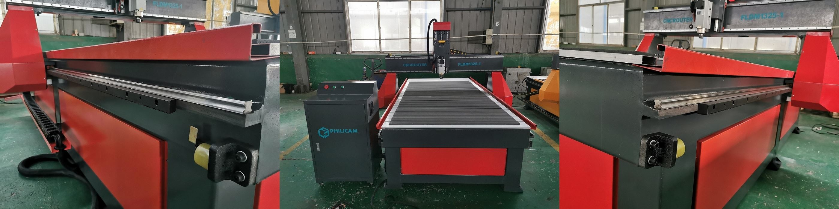 MDF Window Making CNC